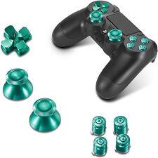 Sony ps4 PlayStation 4 Controller button set aluminio-Green