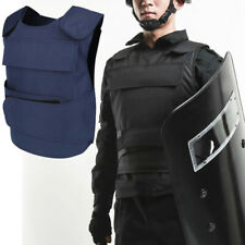 Military Nylon Vest Anti Stab Self-Defense Outdoor Security Protection