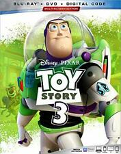 Toy Story 3 - Blu Ray - DVD - Digital Code - NEW