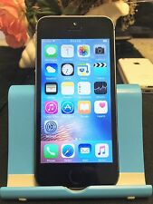 Apple iPhone 5S - 16GB - Space Gray (UNLOCKED) + MINT-9/ 10 + ON SALE !!!