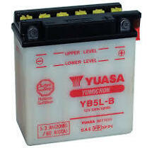 Batterie Yuasa moto YB5L-B HERCULES (SACHS) SR Samba 94-96