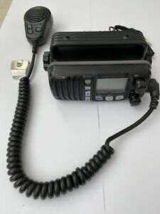 Icom IC-M401E Marine Radio - Fixed Mobile VHF