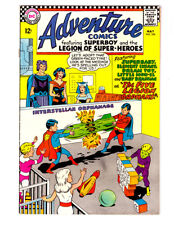 ADVENTURE COMICS #356 DC comic 1966 Silver Age in VF- SUPERBOY & LEGION LSH