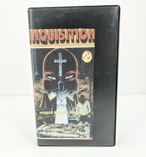 Inquisition VHS RARE OPP