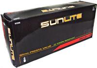 Sunlite Thorn Resistant Presta Valve: TUBES SUNLT THORN RES PV 32mm 26x2.35-2.50