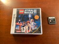 ds Lego Star Wars 2 the original trilogy tested working perfectly uk version