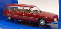 Model Car Group 1/18 Scale Diecast - MGC18086 Citroen CX Break Red