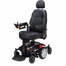 Merits Electric Wheel Chair Power Wheelchair Medical, FREE PATRIOTIC FENDERS