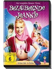 DVD-Box: Bezaubernde Jeannie - die komplette Season/Staffel Three (3) / 4 DVD's