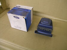 NOS FORD 1974  GALAXIE MERCURY METEOR SEAT BELT SHOULDER HARNESS GUIDE BLUE