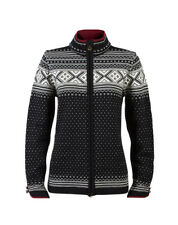Dale of Norway Valle Winter Womens Sweater Very Warm Size L Nordic Details UK