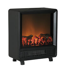 Prem-i-Air 1.5 kW Log Flame Effect Fireplace Electric Fan Heater Heating Stove
