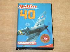 Zx Spectrum-Spitfire 40 por mirrorsoft