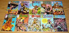 Slaine the Berserker #1-28 VF/NM complete series - quality comics barbarian set