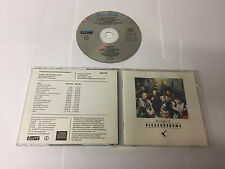Frankie Goes To Hollywood Welcome To The Pleasuredome NO BARCODE CD ZTT CID 101
