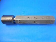 Pratt /& Whitney USA Go /& No Go Thread Plug Gage Set  3//4-32 NS-3