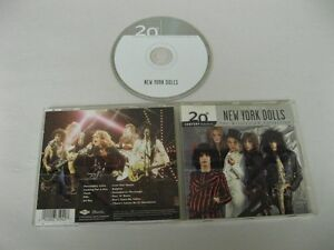 New York Dolls the best of the millennium collection - CD Compact Disc