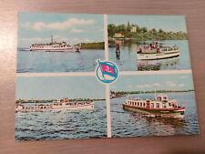 Postkarte Weiße Flotte VEB Fahrgastsschiffahrt Stralsund 65/5142 ungel_10