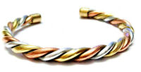 Magnets Energy Pure Copper Magnetic Bracelet Unixes Jewelry Health Pain Relief