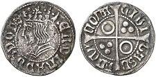 Rarisimo Croat De Plata Ferran II (1479-1516). (Cru.V.S. 1139.3) (Badia 709)