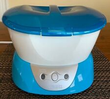Homedics PAR-350A ParaSpa Plus Paraffin Bath Sooth & Hydrate Wax Hand Foot Hot