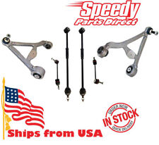 LINCOLN LS V6 V8 REAR UPPER CONTROL ARM BALL JOINT Tie Rod Sway Bar  SET of 6