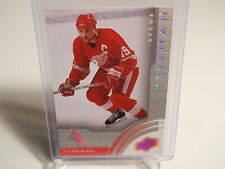 2001-02 SPx Red Wings Hockey Card #19 Steve Yzerman SAMPLE