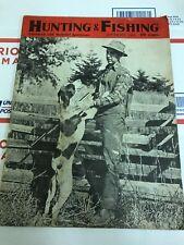 Hunting And Fishing September 1943 Sportsman Magazine