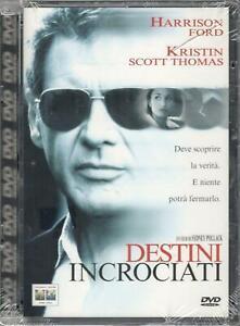 DESTINI INCROCIATI - DVD SUPER JEWEL BOX COLUMBIA DC 15520 NUOVO SIGILLATO RARO