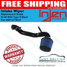 Injen Fits 02-06 RSX Type S Black Intake Wiper Replacement Bottle SP1477BLK