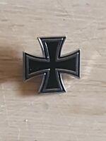 WW2 GERMAN MILITARY PIN BADGE STEEL MODERN REPRO 3rd REICH STYLE