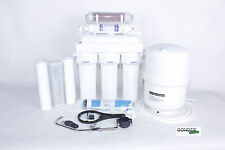6 STUFIGE UMKEHROSMOSE mit Mineralkugelfilter Gondzik RO-75PL.10 Neu