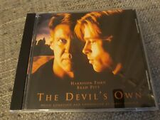 THE DEVIL'S OWN CD SOUNDTRACK  - RARE & OOP - JAMES HORNER