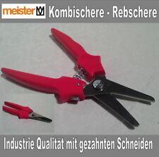 Kombischere 190 mm rostfrei, Geflügelschere, Schere, Krupp-Nirosta-Stahl