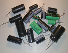Lelon 470uF to 4700uf High Temp Electrolytic Capacitor pack of 18 (9 types)