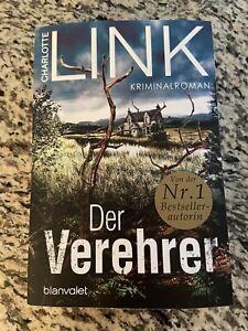 Charlotte Link Der Verehrer 1 X gelesen