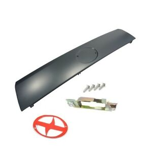 05-10 Scion Tc Liftgate Tailgate Hatch Garnish Door Handle Kit Primed Black