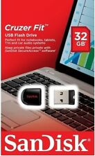 SanDisk Cruzer Fit 32GB USB Flash Drive
