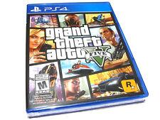 Grand Theft Auto V 5 (PlayStation 4) PS4 - NEW!