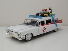 Cadillac 1959 ecto-1 Ghostbusters Blanco Coche Modelo 1:24 Jada Toys