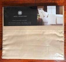 Hotel Collection 600Tc Egyptian Cotton Queen X-Deep Flat Sheet, Gold