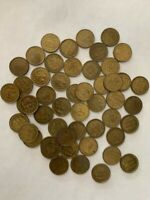 """Lot of 100 tokens, """"No Cash Value"""" , Copper Toned """" Eagle Tokens"""", Size .880,"""