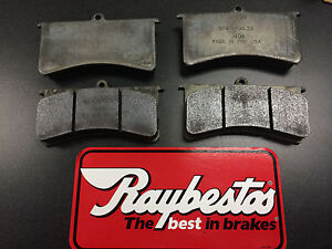 Raybestos Racing Brake Pads ST41R700.20 Outlaw, Sierra...FREE PRIORITY SHIPPING!