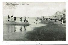 CPA-Carte Postale-Belgique  Blankenberge-Sur la Plage en 1920 VM8894