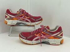 Asics Gel GT1000 Pink/orange Athletic shoes. Size 7.5 Style T3R5N
