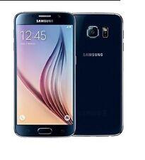 Verizon Straight Talk Samsung Galaxy S6 SM-G920V 32GB Black Unlocked Near MINT