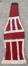 RA Miller Coke Coca-Cola Original Painting Southern Georgia Folk Outsider Art