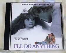 I'LL DO ANYTHING (Hans Zimmer) rare original mint cd (1994)  OUT-OF-PRINT