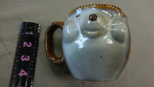 Gibson Home Hedgehog Mug 3D Coffee Tea Figural