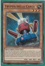 YU-GI-OH! AP05-IT004 TRUPPA DELLA CARTA SUPER RARA THE REAL_DEAL SHOP